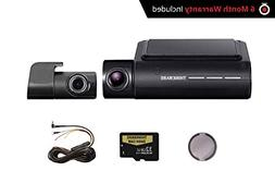 Thinkware F800 Pro D+ 2-Channel Bundle | 1080P @ 30FPS FHD W