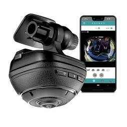 Razo d'Action 360 Dash Camera for Cars | 4k HD Video | Use