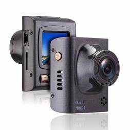 Dash Cam - 1.5 Inch Compact Design 1080P Ultra HD Driving Re