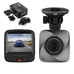 isYoung Dash Cam,Dashboard Camera Recorder with Full HD 720P