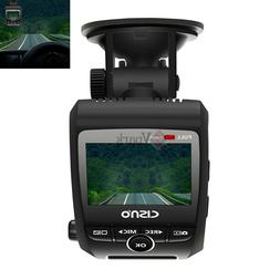 "Dash Cam 2.4"" LCD Car DVR Video Recorder HD 1080P 170° Camc"