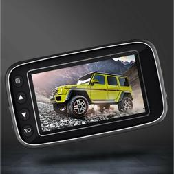 Dash Cam,21:9 Wide Screen,1080P,170 Degree Angle,Night Visio