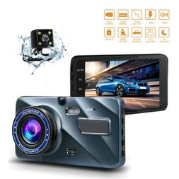 "Dash Cam 4"" LCD Car DVR Driving Recorder Camera Dashcam For"