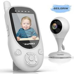 Campark Baby Monitor 2.4GHz Wireless Video Digital Camera 10