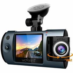 Dash Cam, Trekpow by ABOX HD 1080P Car DVR Dashboard Camera