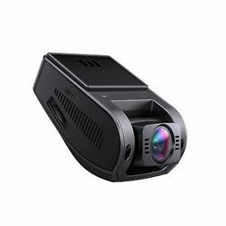 AUKEY 4K Dash Cam with 6-Lane Wide-Angle Lens Dashboard Came