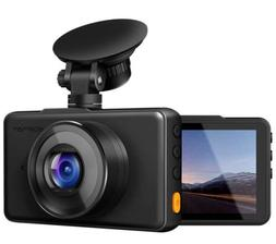 "Dash Cam APEMAN Dashboard FHD 1080P 3.0"" LCD Screen. Wide An"