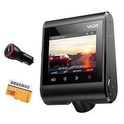 Roav by Anker Dash Cam C1 Pro, 2K Resolution 2560X1440, Buil