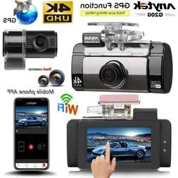 Dash Cam Car DVR Camera GPS Anytek G200 2.7in Touch Screen D