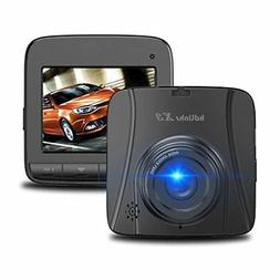 Dash Cam Dashboard Car DVR S. HD 2688x1520 Wide Angle G-Sens