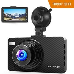 dash cam dashboard fhd car