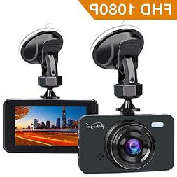 "Dash Cam 1080P DVR Dashboard Camera Full HD 3"" LCD Screen 17"