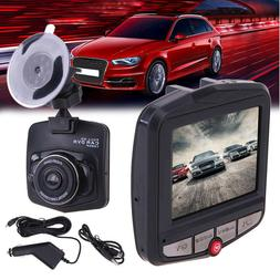 Dash Cam DVR Loop Recording FHD Night Vision G Sensor Securi