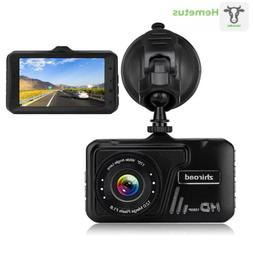 "Dash Cam,zhiroad 1080P 3"" FHD Car Camera Car On-Dash Video"