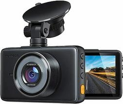 "APEMAN Dash Cam 1080P FHD DVR Car Driving Recorder 3"" LCD Sc"