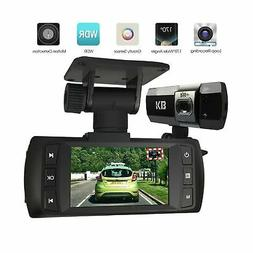 Dash Cam for Cars, 1080P Full HD Front Dash Camera Trucks Dr