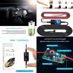 Dash Cam Hardwire Kit, Mini USB Hard Wire Kit Fuse for Dashc