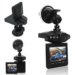 econoLED Dash Cam,Car DVR,Dashboard Camera,Car Recorder 2.5""