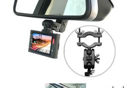 Pruveeo Dash Cam Mirror Mount Kit for 95% Dash Cam and GPS F