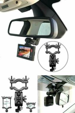 Pruveeo Dash Cam Mirror Mount Kit for 95% Dash Cam and GPS E