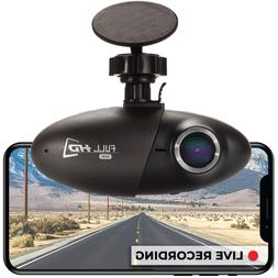 Dash Cam Powered by Nexar, Cloud Storage for Video Clips and