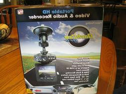 DASH CAM PRO DCP-MC6/2 BY  AS SEEN ON TV® NEW