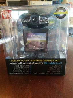 DASH CAM PRO DCP-MC6/2 BY INVENTEL PRODUCTS  AS SEEN ON TV®