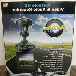 Dash Cam PRO - HD Video & Audio Recorder - As Seen On TV - N