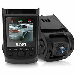 "Pyle Dash Cam Rearview Monitor - DVR 1.5"" Digital Screen R"