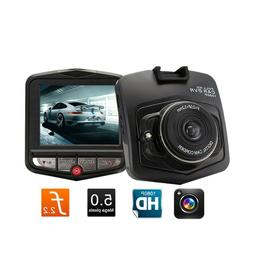 Security System Dash Cam w/Night Vision, Parking Monitoring,