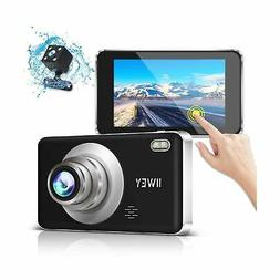 Dash Camera for Cars Front and Rear, 1080p FHD Car Dash Cam
