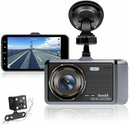 Dash Camera for Cars with Night Vision and Parking Dash Cam
