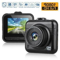 Dash Cams for Cars with Night Vision, Car Camera, 1080P Full