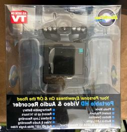 DASHCAM PRO PORTABLE HD VIDEO & AUDIO RECORDER FOR YOUR CAR