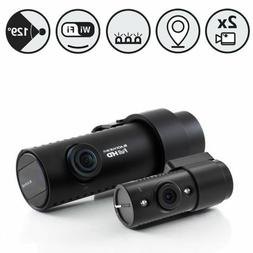 BLACKVUE DR650S-2CH IR 128GB 2 CHANNEL WIFI DASH CAMERA WITH
