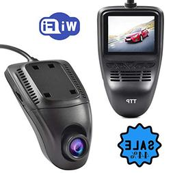 Driving Dash Cam Pro Camera, Car Front Dash Recorder Camera