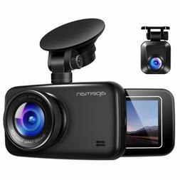 Dual Dash Cam FHD Front and Rear Camera for Cars with IR Sen