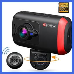 Provision-ISR Dual Dash Cam, Rotatable Inner Camera, Night V