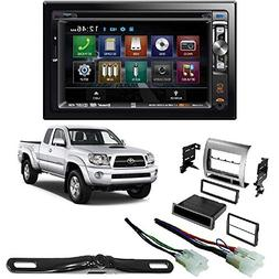 Dual XDVD256BT Double DIN Bluetooth in-Dash Car Stereo Recei