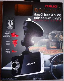 DVR Video / Audio Dash Cam w/ Infrared Night Vision LED's, 2