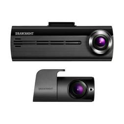 THINKWARE FA200 Dash Cam Bundle with Front & Rear Cam, Hardw