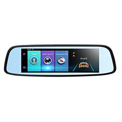 7.84in FHD 1080P Bluetooth 4G Android Car DVR GPS ADAS Dash