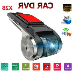 Full HD 1080P Car DVR Camera X28 Video Auto Recorder WIFI AD