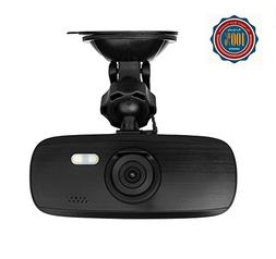 G1W-CB Dashcam Full HD 1080P Car Driving Recorder DVR with S