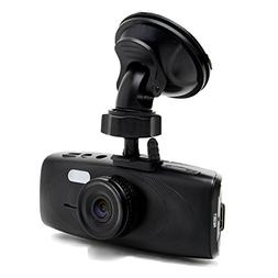 Black Box G1W-HC Hidden Capacitor Dashboard Dash Cam - WDR 1