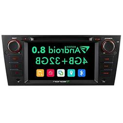 Single Din Car Stereo, Eonon 7 Inch 4GB RAM 32GB ROM Octa-Co