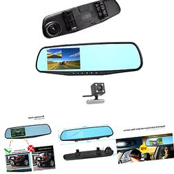 Global Technology - Dash-cam/Rear-cam Smart Mirror G-Sensor