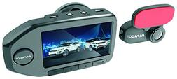 PAPAGO GoSafe 760 Dual Lens Dash Camera , Front 1080p & Rear