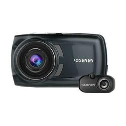 gosafe s810 dual channel 1080p dash camera