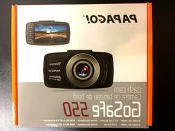 PAPAGO Camera GS5508G GoSafe 550 Super HD 1296p 8G MSD Ultra